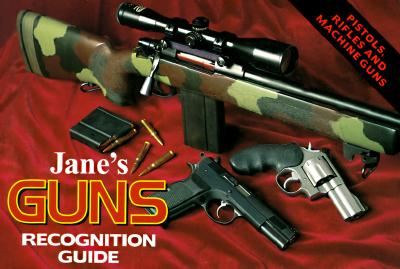 Image for JANE'S GUNS RECOGNITION GUIDE