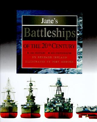 Image for JANE'S BATTLESHIPS OF THE 20TH CENTURY