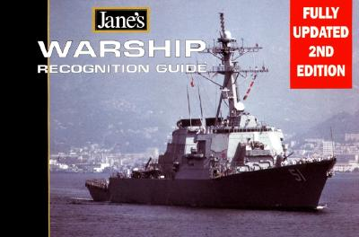 Jane's Warship Recognition Guide - 2nd Edition Updated, Faulkner, Keith