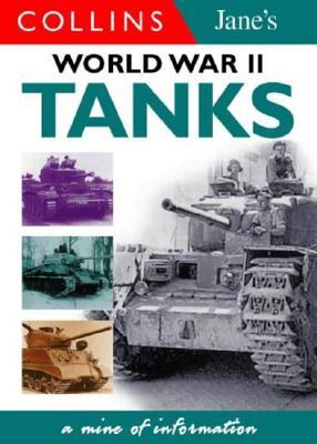 Image for Jane's Gem Tanks of World War II (The Popular Jane's Gems Series)