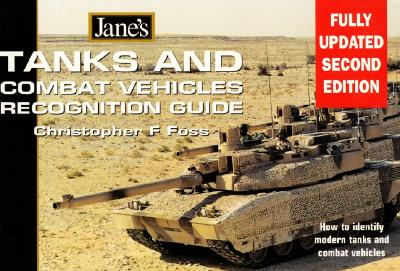 Image for Jane's Tanks & Combat Vehicles Recognition Guide