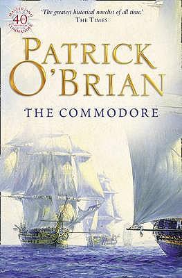 The Commodore, Patrick O'Brian