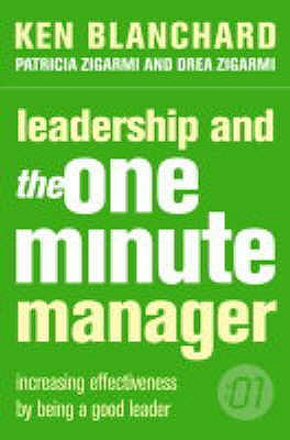 Image for Leadership and the One Minute Manager