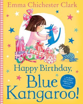 Image for Happy Birthday, Blue Kangaroo!