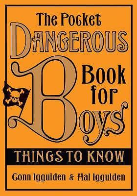 Image for Pocket Dangerous Book For Boys