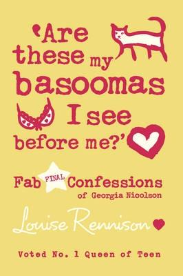 Are These my Bloomers I See Before Me, Louise Rennison