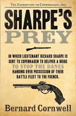 Image for Sharpe's Prey