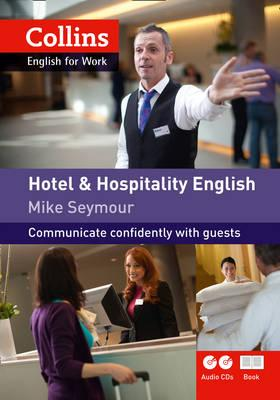 Image for Collins Hotel and Hospitality English: Book & Audio CDs