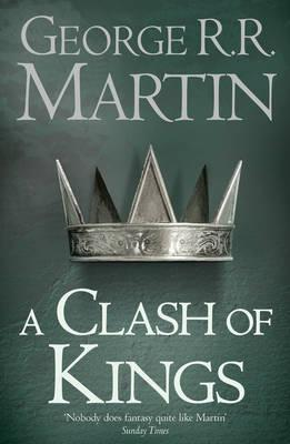Image for A Clash of Kings #2 A Song of Ice and Fire
