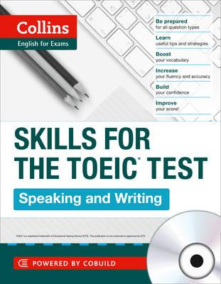 Image for Collins Skills for the TOEIC Test: Speaking and Writing