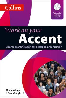 Image for Collins Work on Your Accent