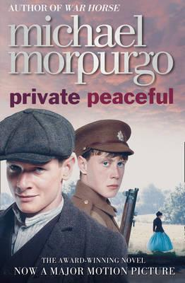Image for PRIVATE PEACEFUL FILM TIE PB