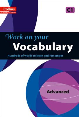 Image for Collins Work on Your Vocabulary - Advanced (C1)