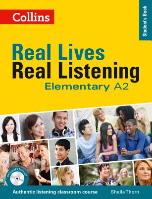 Image for Real Lives, Real Listening: Elementary A2 Student's Book