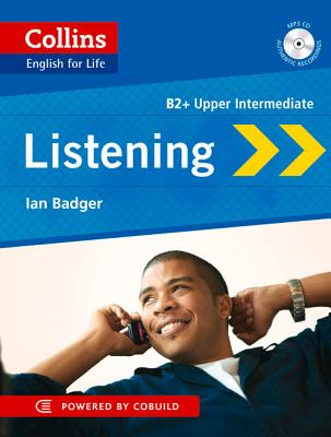 Image for Collins English for Life: Listening B2+ Upper-Intermediate