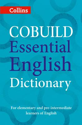 Image for Collins Cobuild Essential English Dictionary