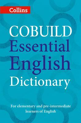 Image for Collins Cobuild Essential English Dictionary