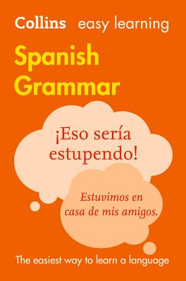 Image for Easy Learning Spanish Grammar