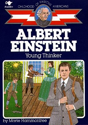 Image for Albert Einstein: Young Thinker (Childhood of Famous Americans)