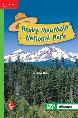 Image for Reading Wonders Leveled Reader Rocky Mountain National Park: Beyond Unit 4 Week 1 Grade 2 (ELEMENTARY CORE READING)