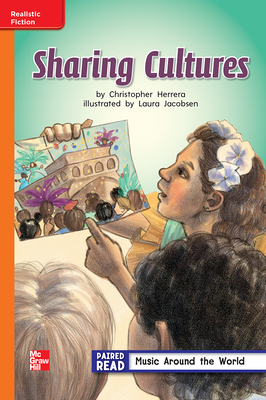 Image for Reading Wonders Leveled Reader Sharing Culture: Approaching Unit 4 Week 3 Grade 2 (ELEMENTARY CORE READING)