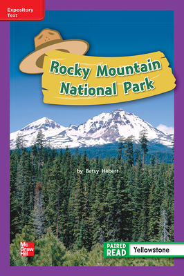 Image for Reading Wonders Leveled Reader Rocky Mountain National Park: ELL Unit 4 Week 1 Grade 2 (ELEMENTARY CORE READING)
