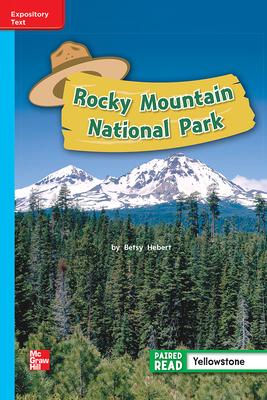 Image for Reading Wonders Leveled Reader Rocky Mountain National Park: On-Level Unit 4 Week 1 Grade 2 (ELEMENTARY CORE READING)