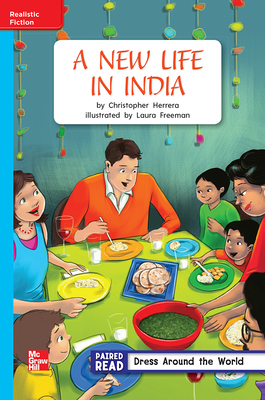 Image for Reading Wonders Leveled Reader A New Life in India: On-Level Unit 4 Week 3 Grade 2 (ELEMENTARY CORE READING)