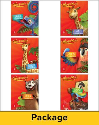 Image for Reading Wonderworks Decodable Reader Package 6PK Grade 1 (READING INTERVENTION)