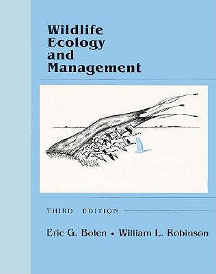 Image for Wildlife Ecology and Management