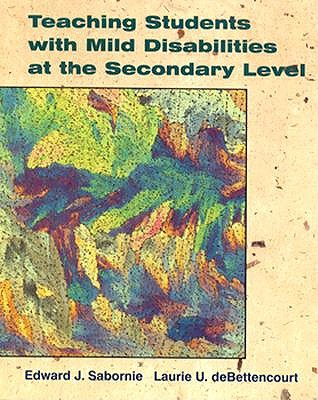 Image for Teaching Students with Mild Disabilities at the Secondary Level