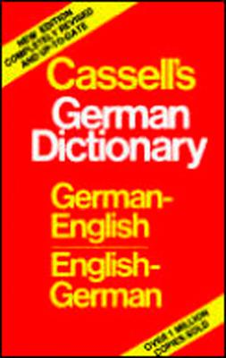 Cassell's German Dictionary: German-English, English-German (Indexed)