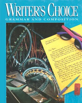 Image for Writer's Choice (Writer's Choice Grammar and Composition)