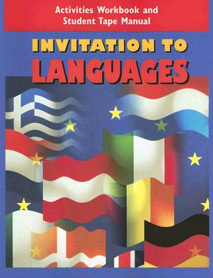 Image for Invitation to Languages: Activities Workbook & Student Tape Manual