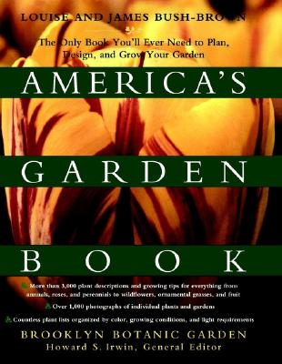 Image for America's Garden Book: The Only Book You'll Ever Need to Plan, Design, and Grow Your Garden, Revised Edition