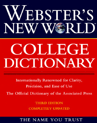 Image for Webster's New World College Dictionary - Plain-Edged: The Definitive Guide American English, Internationally Renowned for Clarity, Precision and Ease of Use