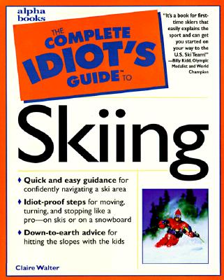 Image for COMPLETE IDIOT'S GUIDE TO SKIING