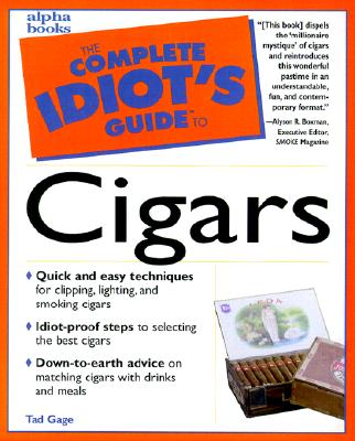 Image for COMPLETE IDIOT'S GUIDE TO CIGARS