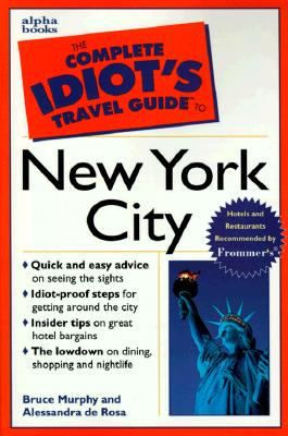 Image for The Complete Idiot's Travel Guide to New York City (The Complete Idiot's Guide)