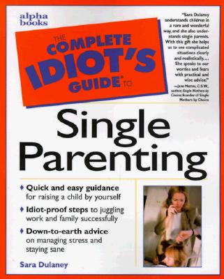 Image for The Complete Idiot's Guide to Single Parenting