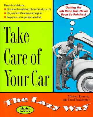 Image for TAKE CARE OF YOUR CAR