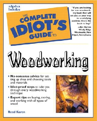 Image for Complete Idiot's Guide to Woodworking
