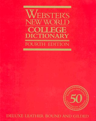 Image for Webster's New World College Dictionary, 4th Deluxe Edition, 50th Anniversary Revision