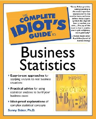 Image for The Complete Idiot's Guide to Business Statistics