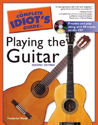 Image for The Complete Idiot's Guide to Playing Guitar (2nd Edition)