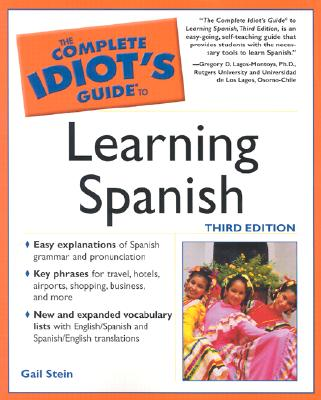 Image for Complete Idiot's Guide to Learning Spanish (The Complete Idiot's Guide)