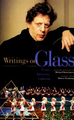 Image for Writings on Glass: Essays, Interviews, Criticism