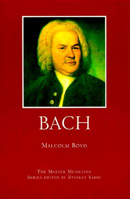 Image for Bach (Master Musicians Series)