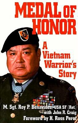 Image for MEDAL OF HONOR:   A Vietnam Warrior's Story