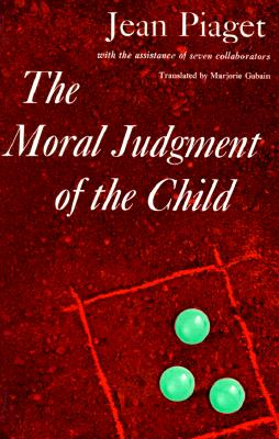 Image for The Moral Judgment of the Child
